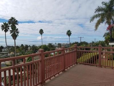 1485 Church Street, Ventura, CA 93001 - MLS#: 217013707