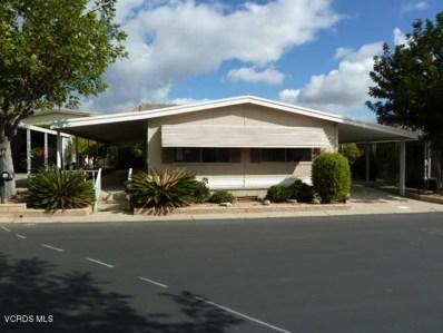 224 Calle Fronte UNIT 27, Camarillo, CA 93012 - MLS#: 217013719
