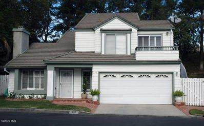 543 Stoney Peak Court, Simi Valley, CA 93065 - MLS#: 217013762