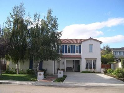4311 Via Azul, Newbury Park, CA 91320 - MLS#: 217013941