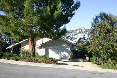 1535 Adele Place, Thousand Oaks, CA 91360 - MLS#: 217013979
