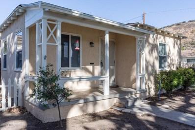 211 3rd Street, Fillmore, CA 93015 - MLS#: 217013986