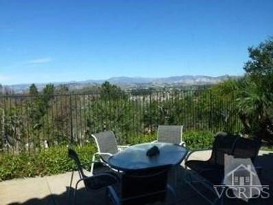 986 Corte Augusta, Camarillo, CA 93010 - MLS#: 217014021