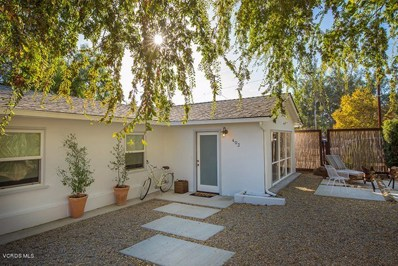 403 Franklin Drive, Ojai, CA 93023 - MLS#: 217014076