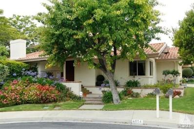 4054 Corte Cima, Thousand Oaks, CA 91360 - MLS#: 217014146