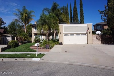 2796 Dalenhurst Place, Simi Valley, CA 93065 - MLS#: 217014277