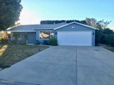 1555 Pride Street, Simi Valley, CA 93065 - MLS#: 217014292