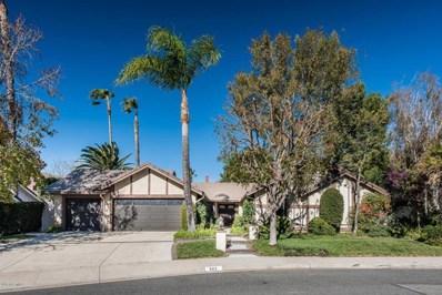 683 Wildcreek Circle, Thousand Oaks, CA 91360 - MLS#: 217014307