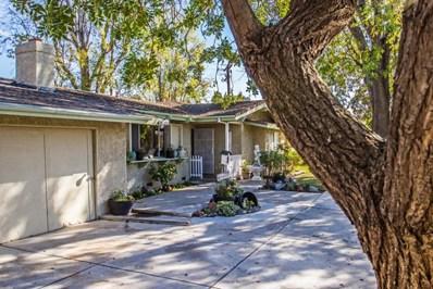 212 Encino Vista Drive, Thousand Oaks, CA 91362 - MLS#: 217014354