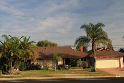 1190 Rosewood Avenue, Camarillo, CA 93010 - MLS#: 217014533