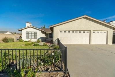 2713 Los Nogales Avenue, Camarillo, CA 93010 - MLS#: 217014552