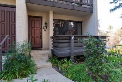 21801 Burbank Boulevard UNIT 68, Woodland Hills, CA 91367 - MLS#: 217014604