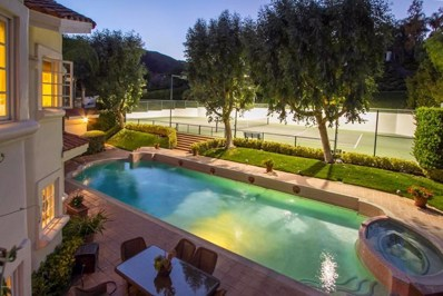 3828 Castle View Drive, Agoura Hills, CA 91301 - MLS#: 217014627