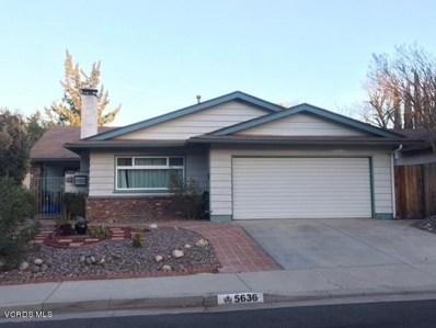 5636 Bridle Glen Street, Agoura Hills, CA 91301 - MLS#: 217014635