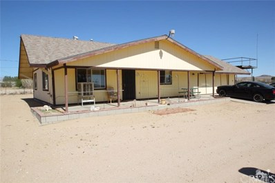 64616 Broadway, Joshua Tree, CA 92252 - MLS#: 217014692DA