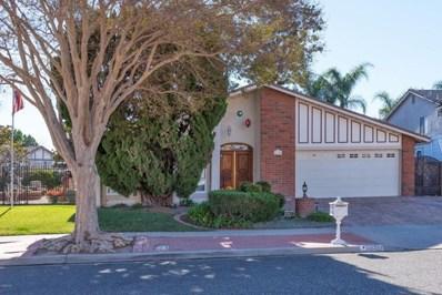 2760 Wheatfield Circle, Simi Valley, CA 93063 - MLS#: 217014706