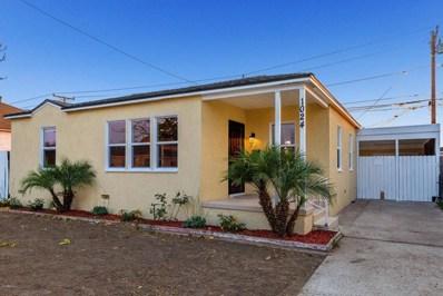 1024 G Street, Oxnard, CA 93030 - MLS#: 217014719