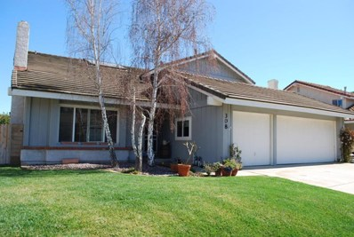 308 Baxter Street, Newbury Park, CA 91320 - MLS#: 217014721