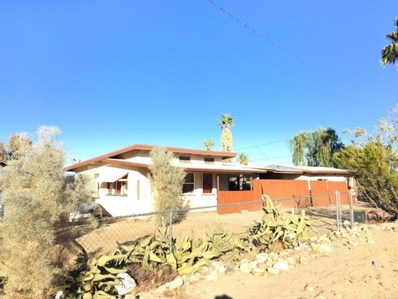 74768 Sunset Drive, 29 Palms, CA 92277 - MLS#: 217014736