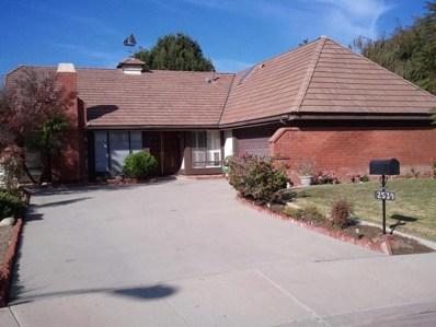 2539 Corte Olmo, Camarillo, CA 93010 - MLS#: 217014816