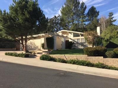 5473 Softwind Way, Agoura Hills, CA 91301 - MLS#: 217014841