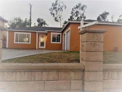 1553 5th Street, Port Hueneme, CA 93041 - MLS#: 217014852