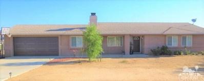 56252 Joshua Drive, Yucca Valley, CA 92284 - MLS#: 217017922DA