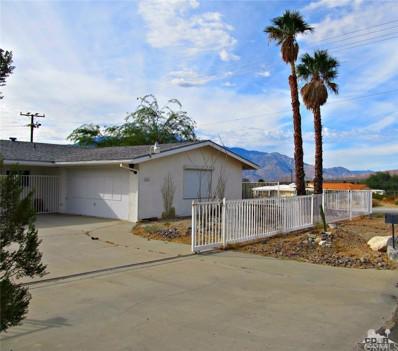 66001 San Jose Road, Desert Hot Springs, CA 92240 - MLS#: 217018644DA