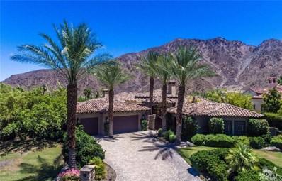53300 Del Gato Drive, La Quinta, CA 92253 - MLS#: 217018654DA