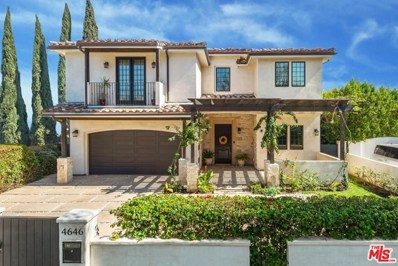 4646 Saloma Avenue, Sherman Oaks, CA 91403 - MLS#: 21702086