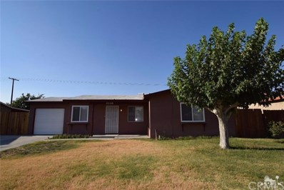 82168 Crest Avenue, Indio, CA 92201 - MLS#: 217021254DA