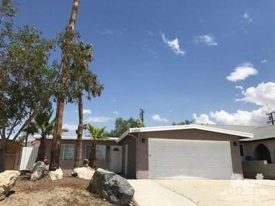 66900 Estrella Avenue, Desert Hot Springs, CA 92240 - MLS#: 217021314DA
