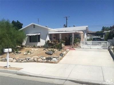 66320 3rd Street, Desert Hot Springs, CA 92240 - MLS#: 217021318DA