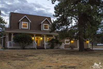 60945 Devils Ladder Road, Mountain Center, CA 92561 - MLS#: 217021542DA