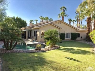 1 Via Dulcinea, Palm Desert, CA 92260 - MLS#: 217021670DA
