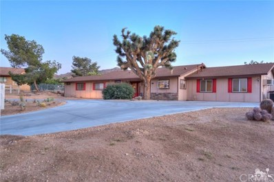 8758 Alaba Avenue, Yucca Valley, CA 92284 - MLS#: 217021818DA