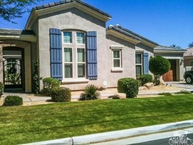 76256 Via Montelena, Indian Wells, CA 92210 - MLS#: 217022808DA