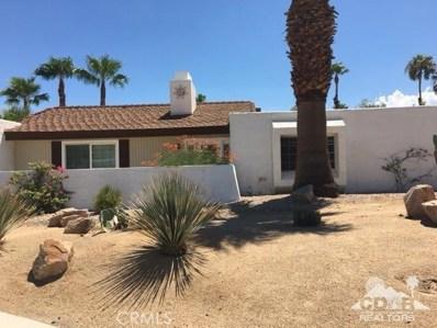 1121 El Escudero, Palm Springs, CA 92262 - MLS#: 217022918DA