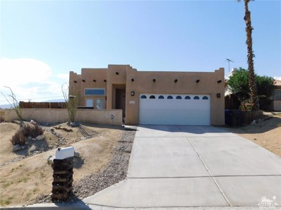 9845 Vista Del Valle, Desert Hot Springs, CA 92240 - MLS#: 217022940DA