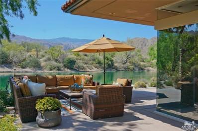 74251 Desert Tenaja Trail, Indian Wells, CA 92210 - MLS#: 217023450DA