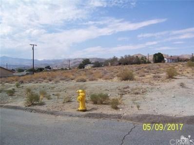 San Remo Road, Desert Hot Springs, CA 92240 - MLS#: 217023720DA