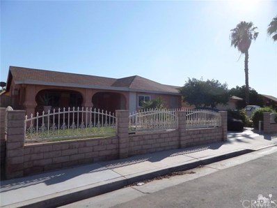 83461 Vecino Way, Indio, CA 92201 - MLS#: 217024514DA