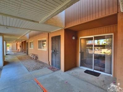 510 Villa Court UNIT 106, Palm Springs, CA 92262 - MLS#: 217025152DA