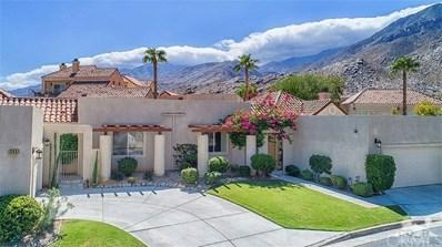 245 Canyon Circle UNIT 35, Palm Springs, CA 92264 - MLS#: 217025392DA