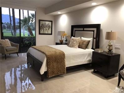 910 Island Drive UNIT 114, Rancho Mirage, CA 92270 - MLS#: 217027232DA
