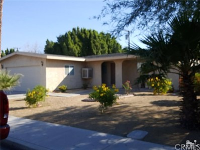 31650 San Eljay Avenue, Cathedral City, CA 92234 - MLS#: 217027330DA