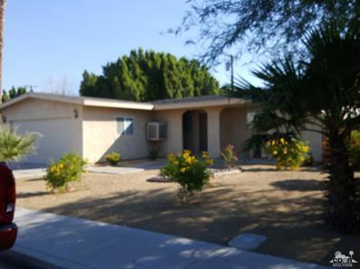 31650 San Eljay Avenue, Cathedral City, CA 92234 - MLS#: 217027330DA