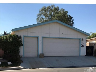 34605 Stage Drive, Thousand Palms, CA 92276 - MLS#: 217027866DA