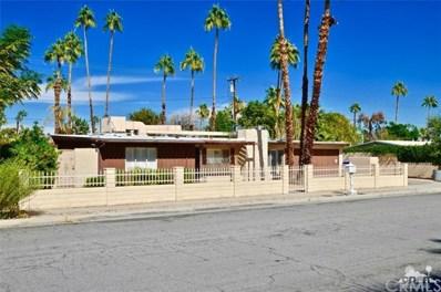 1424 San Lucas Road, Palm Springs, CA 92264 - MLS#: 217028864DA