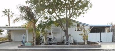 69525 Dillon Road UNIT 21, Desert Hot Springs, CA 92241 - MLS#: 217029716DA